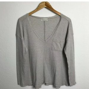 Urban outfitters size medium gray sweater